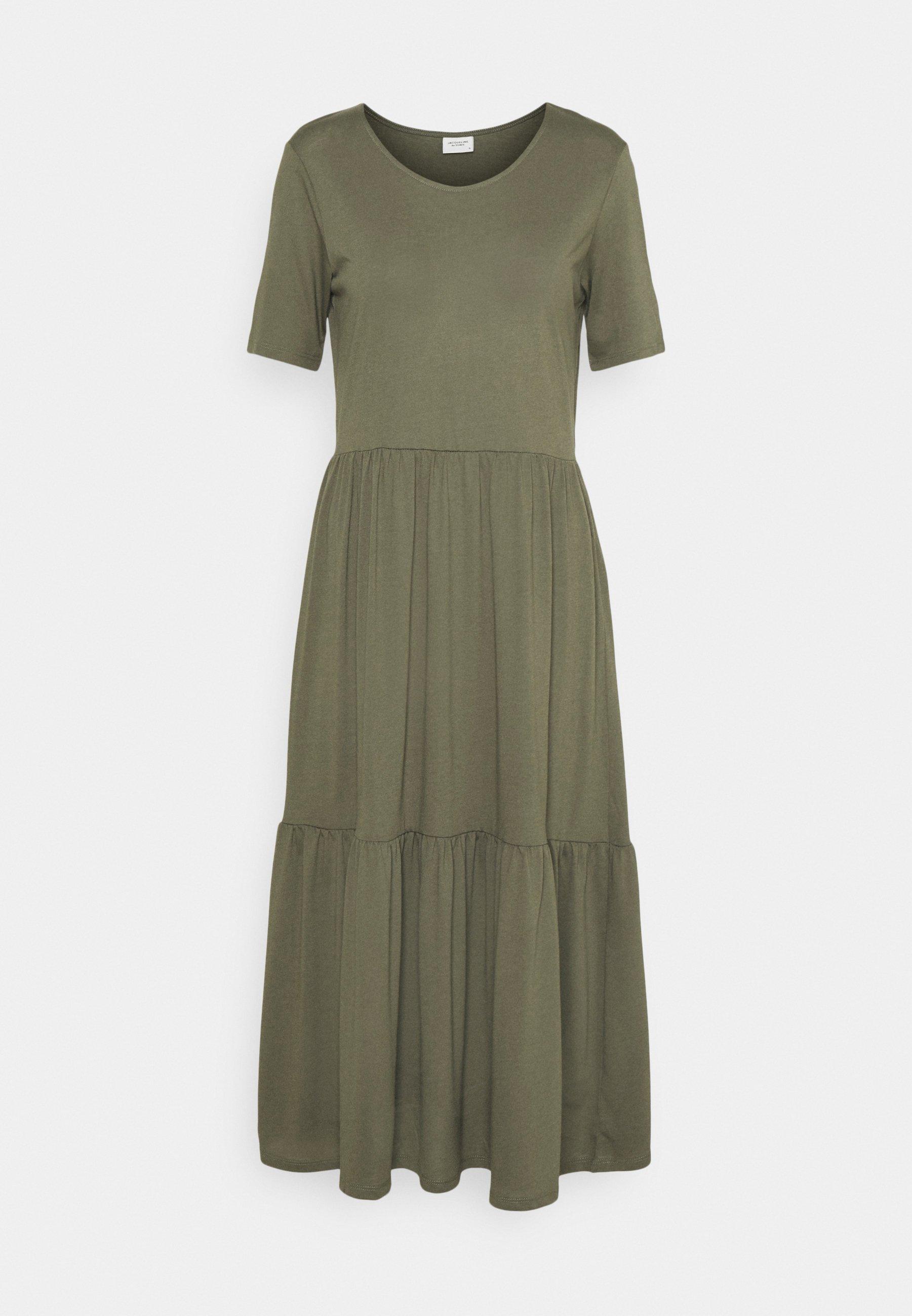 Damen JDYDALILA FROSTY - Jerseykleid
