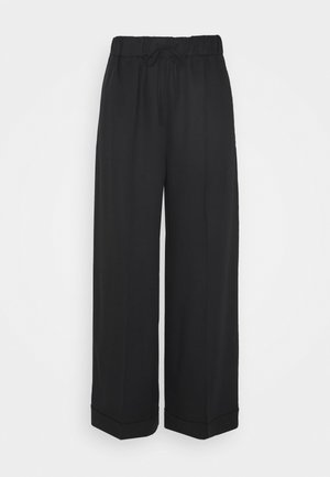 ARIA TROUSER - Bukse - black