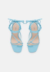 BEBO - CLAUDIA - T-bar sandals - blue - 5