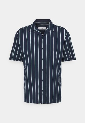 JPRBLASTRIPE RESORT SHIRT - Shirt - navy blazer