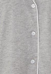 LASCANA - NIGHTGOWN - Chemise de nuit / Nuisette - grey melange - 5