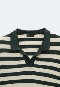 Massimo Dutti - Polo shirt - evergreen - 2