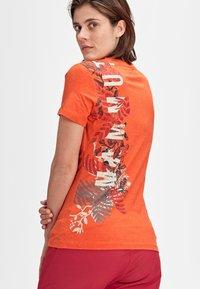 Mammut - Print T-shirt - poinciana - 1