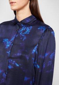PS Paul Smith - SHIRT - Button-down blouse - dark blue - 7