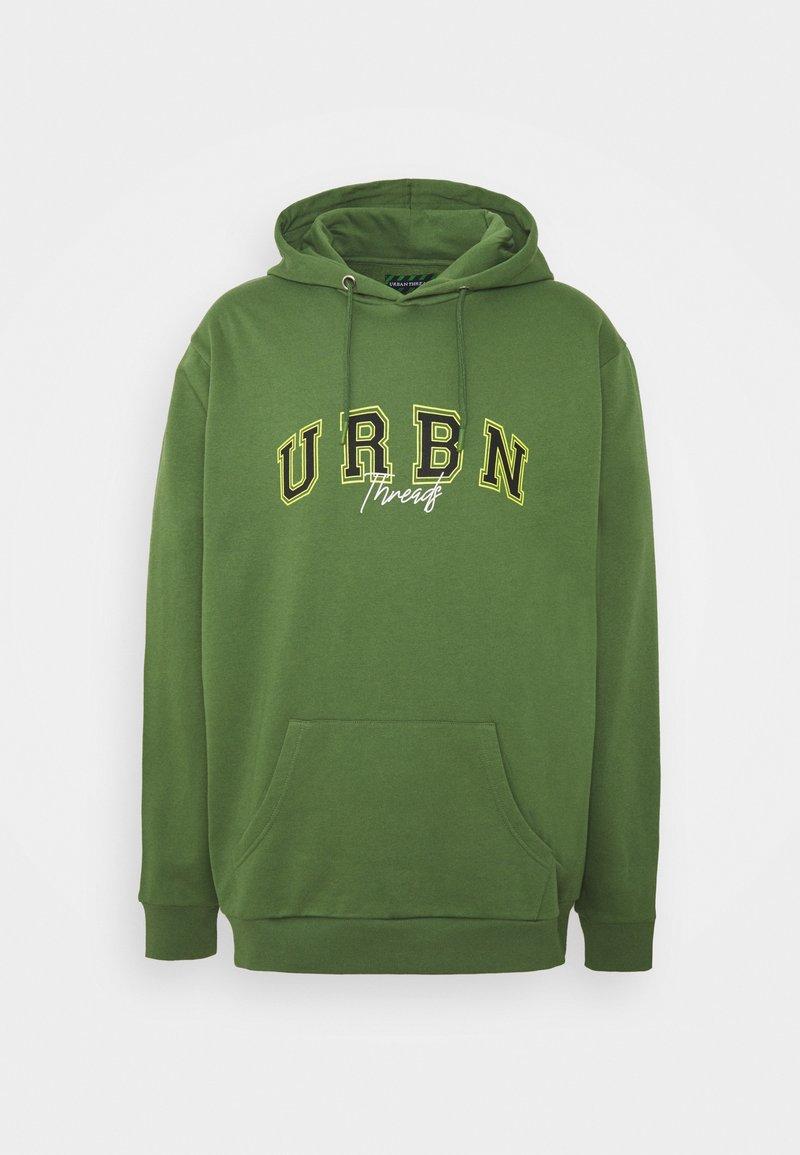 Urban Threads - EXTREME OVERSIZED HOODY UNISEX  - Sweatshirt - green