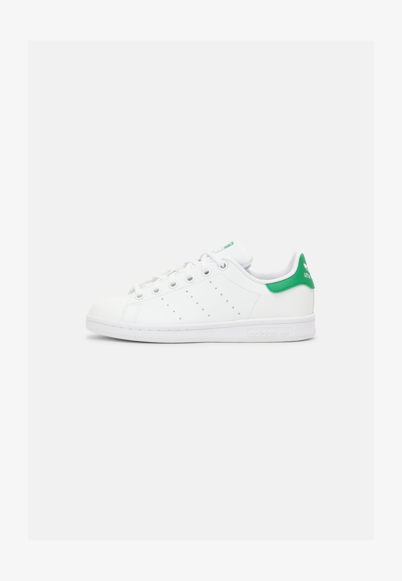 adidas Originals - STAN SMITH UNISEX - Baskets basses - white/green