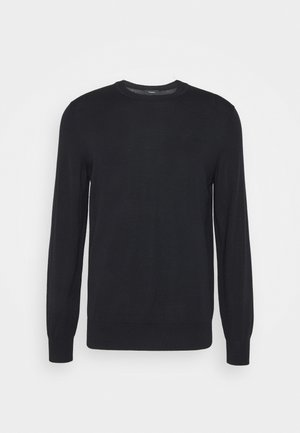 CREW NECK - Jumper - navy