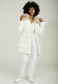 NAF NAF - Down coat - white - 1