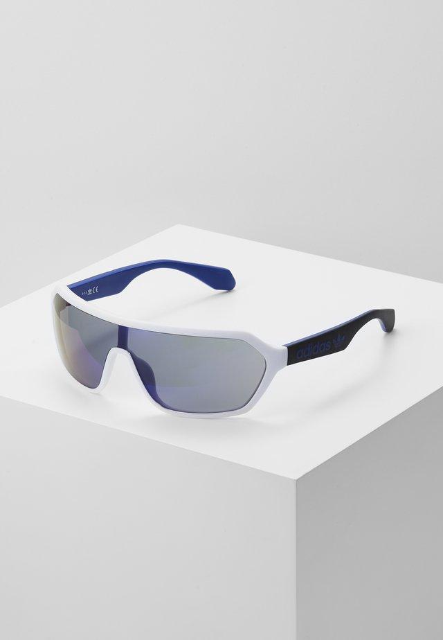 Zonnebril - white/blue