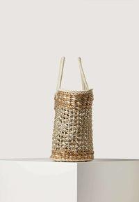 OYSHO - Tote bag - camel - 3