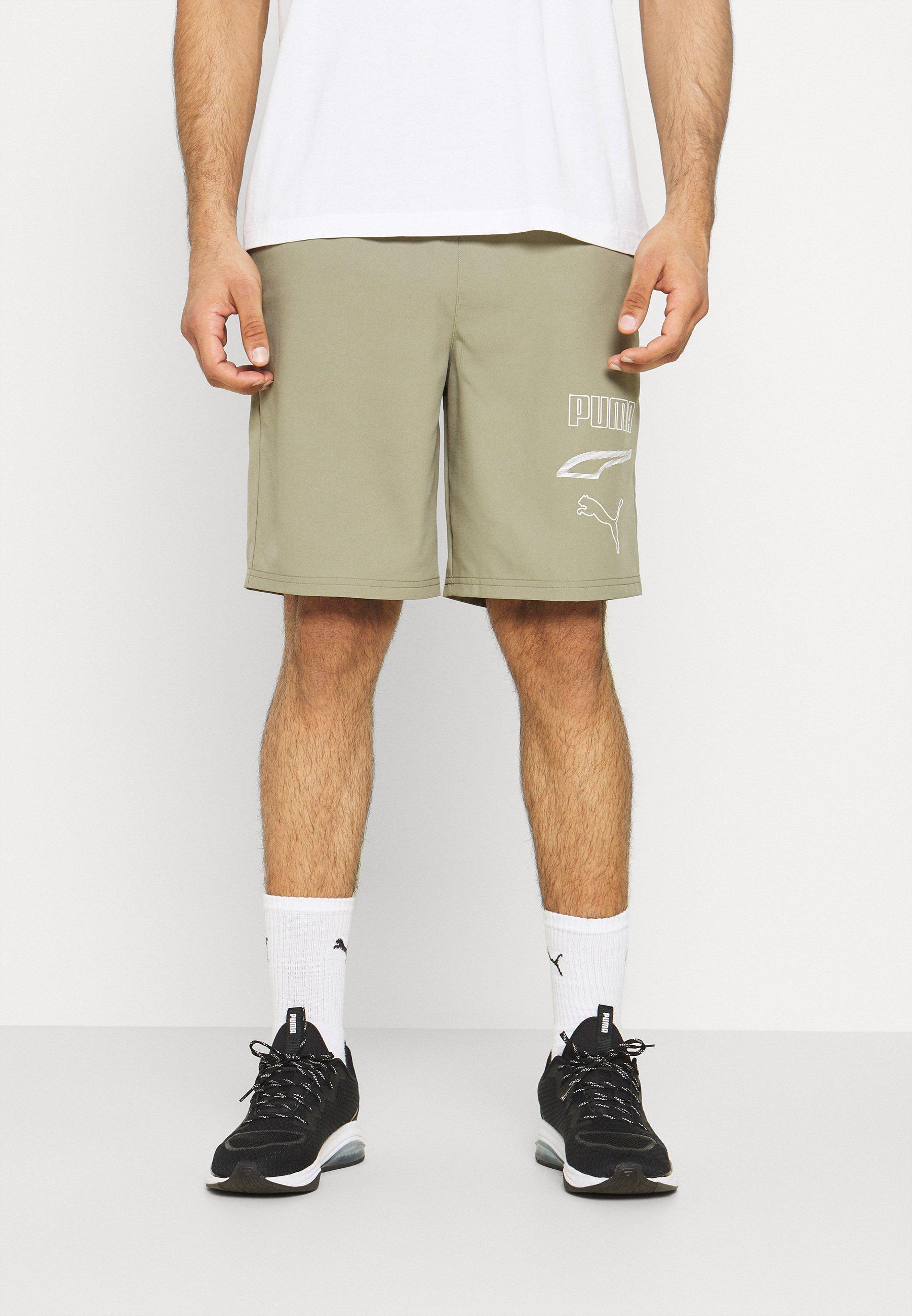 Men REBEL SHORTS  - Sports shorts