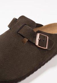 Birkenstock - BOSTON - Slippers - mocca - 5