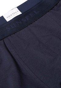 Sunspel - Pants - navy - 1