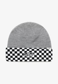 heather grey/checkerboard