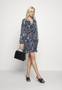 NAF NAF - LEONIE - Sukienka letnia - multico motif - 1