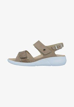 NADI - Wedge sandals - beige