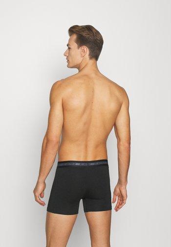BAMBOO TIGHTS 6 PACK - Underkläder - schwarz