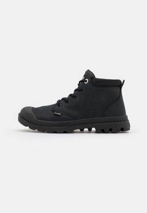 PAMPA - Kotníková obuv - black
