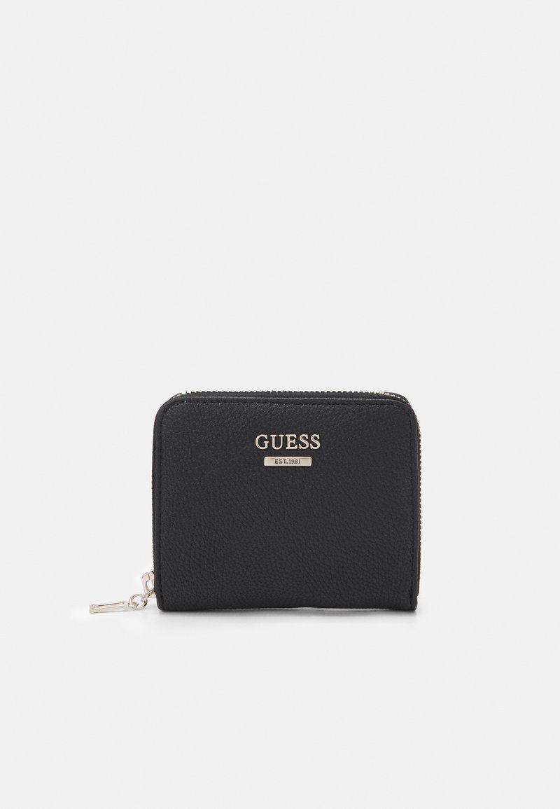 Guess - DESTINY SMALL ZIP AROUND - Wallet - black