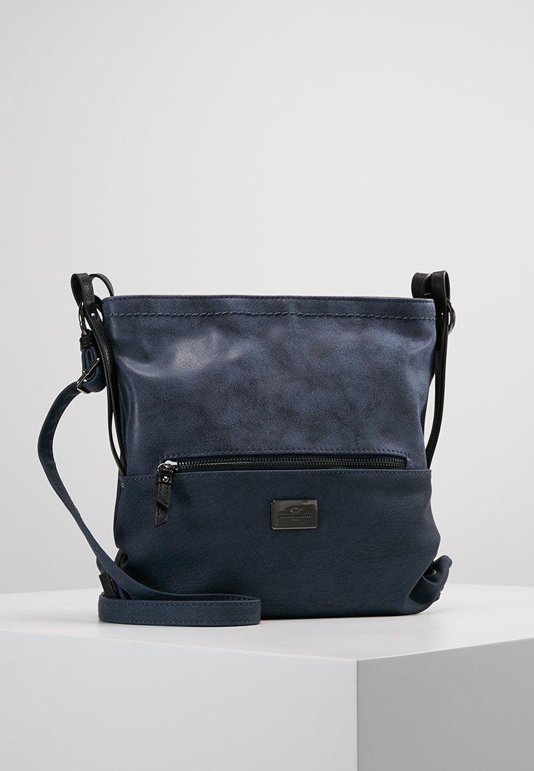 TOM TAILOR - ELIN - Across body bag - blau