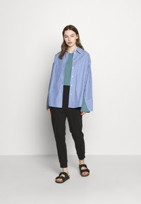 CALANDO - Long sleeved top - goblinblue - 1