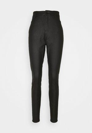 VMLORA COAT PANTS - Jeans Skinny - black