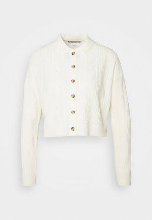 NELLY - Gilet - cream