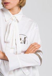 Marc Aurel - Button-down blouse - white varied - 2