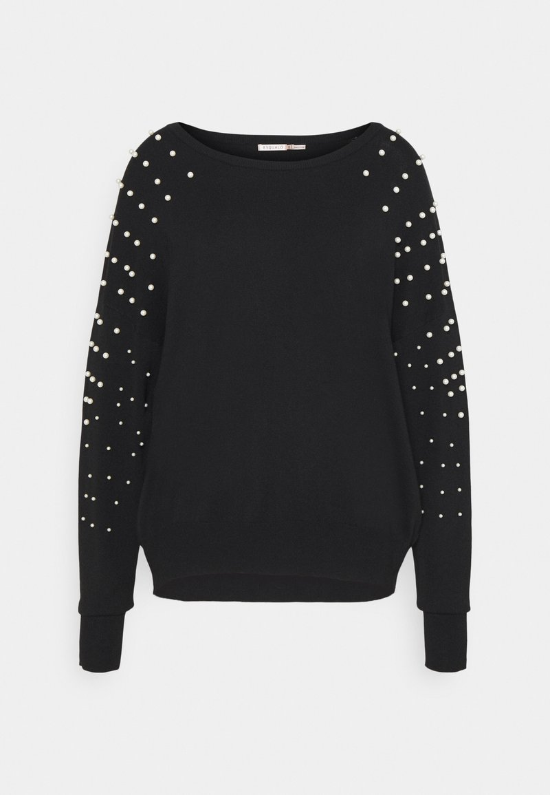 Esqualo - Jumper - black