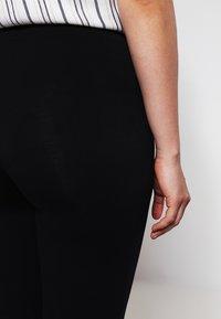 Zizzi - Leggings - Trousers - black - 4