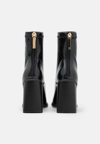 River Island - High heeled ankle boots - black - 3