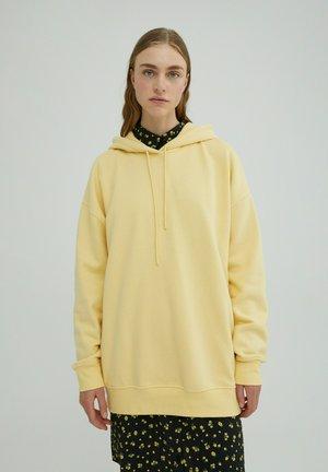 Hoodie - gelb