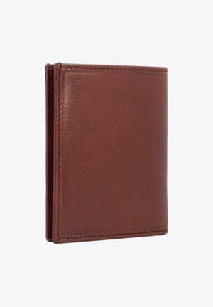 Wallet - marrone