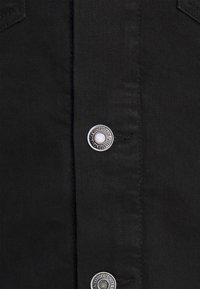 Jack & Jones - JJIALVIN JJJACKET AGI - Denim jacket - black denim - 6