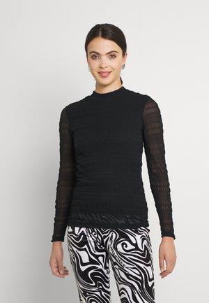 JDYCASSIE - Long sleeved top - black