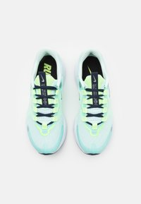 Nike Performance - REACT ESCAPE RN - Neutral running shoes - teal tint/metallic silver/ghost aqua/off noir/particle grey - 3