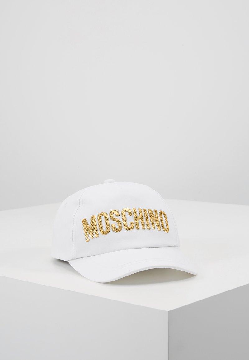 MOSCHINO - HAT - Gorra - optical white