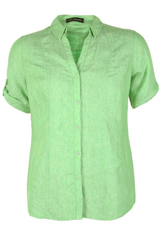 Camicia - kiwi