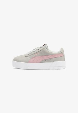Sneakers laag - gray violet-bridal rose