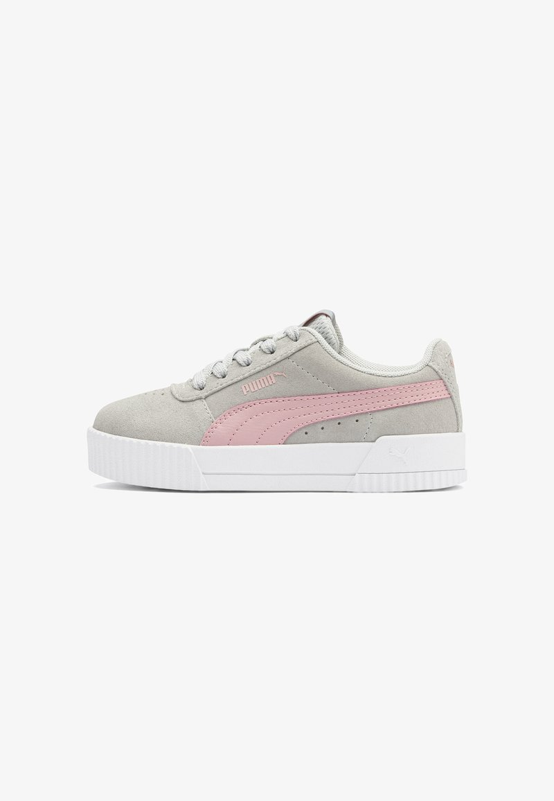 Puma - Trainers - gray violet-bridal rose