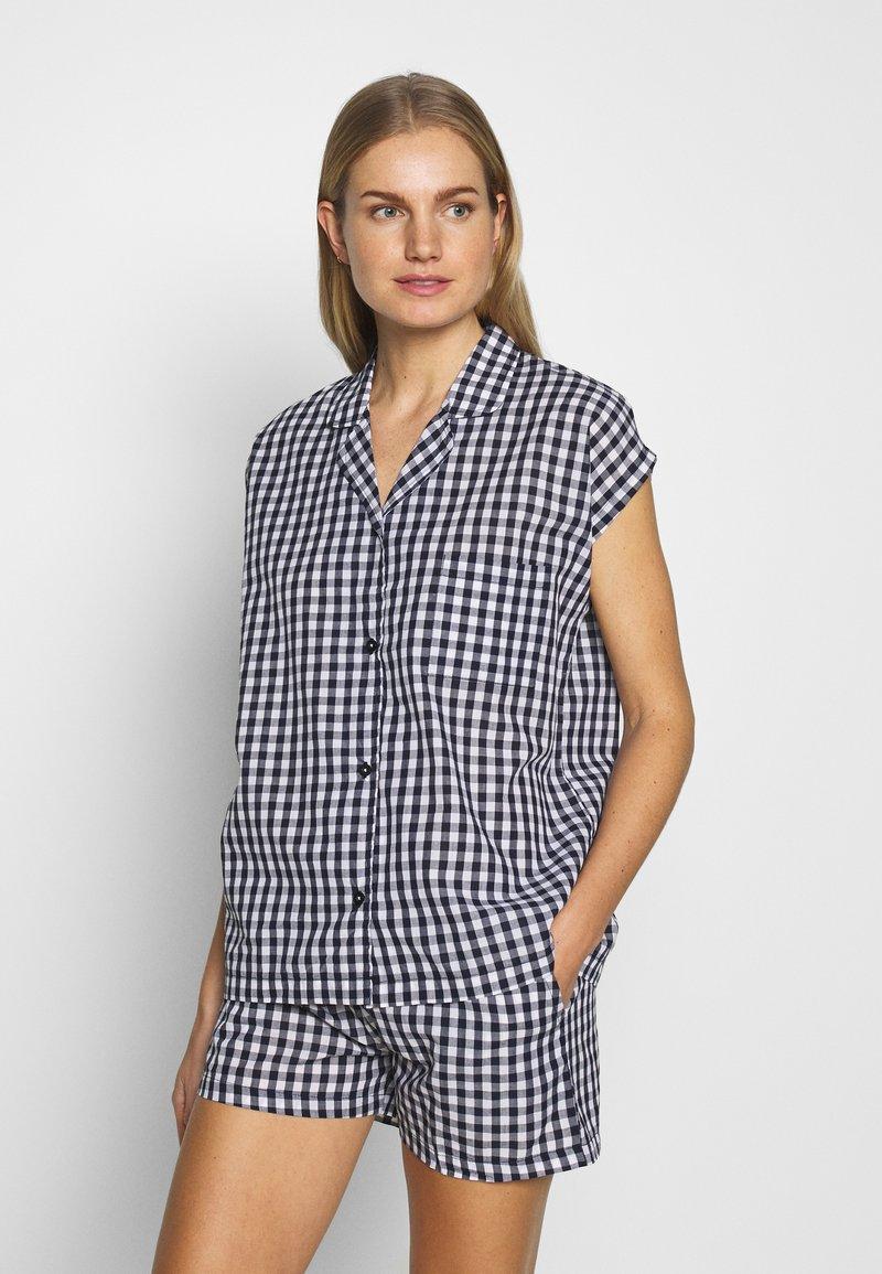 Esprit - DADAH CAS SET - Pyjama set - navy