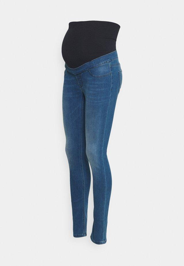 ELLA - Jeans slim fit - authentic blue