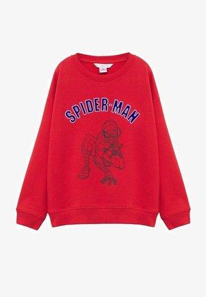 SPIDER MAN - Mikina - rood