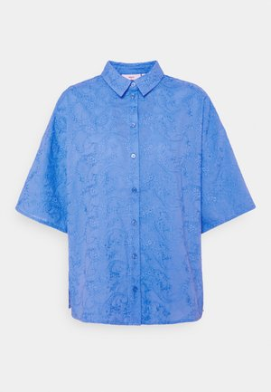 BERYA - Button-down blouse - marina