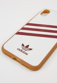 adidas Originals - MOULDED CASE FOR IPHONE X/XS - Etui na telefon - collegiate burgundy - 2