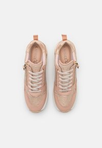 Caprice - LACE UP - Sneakers laag - rose - 5