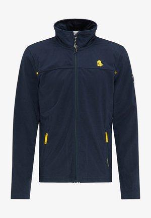 SCHMUDDELWEDDA FUNKTIONSJACKE - Outdoor jacket - marine