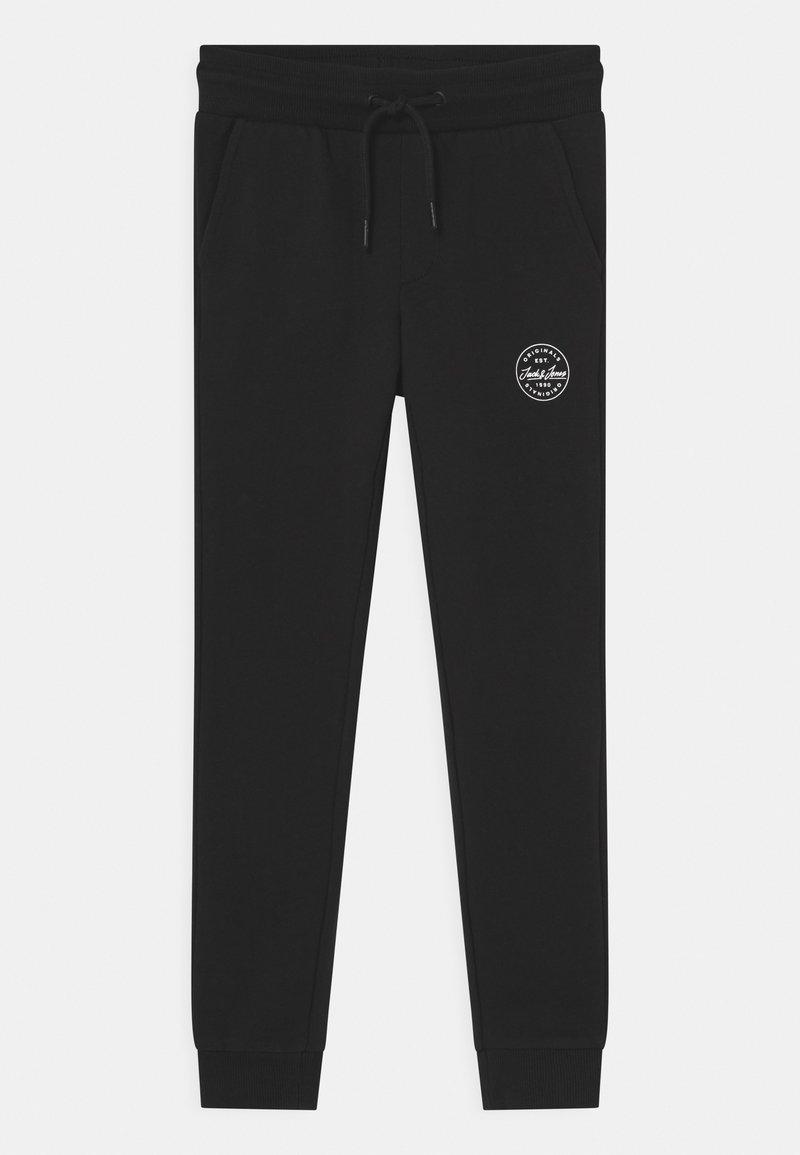 Jack & Jones Junior - JJIGORDON JJSHARK - Pantalon de survêtement - black