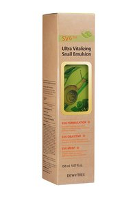 DEWYTREE - ULTRA VITALIZING SNAIL EMULSION - Face cream - - - 1