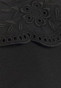 Lindex - AMALIA - Print T-shirt - black - 2